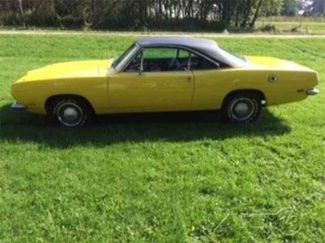 1969 Plymouth Barracuda   957175