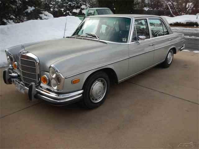 1969 Mercedes-Benz 300   957178
