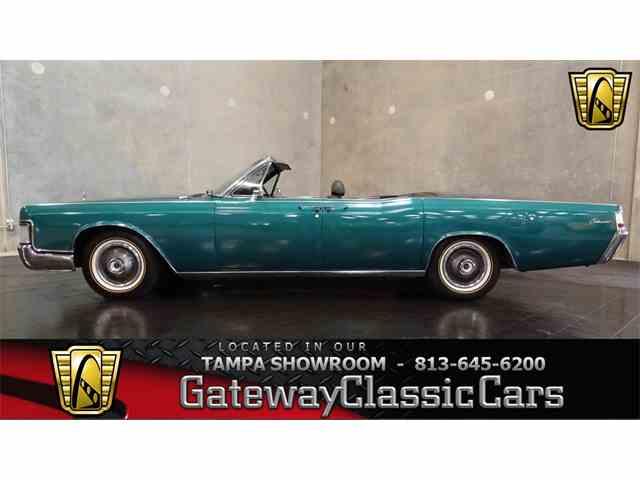 1966 Lincoln Continental | 950718