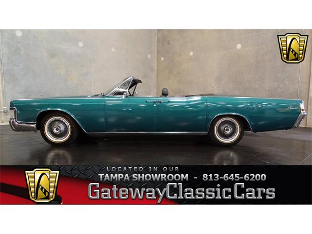 1966 Lincoln Continental   950718