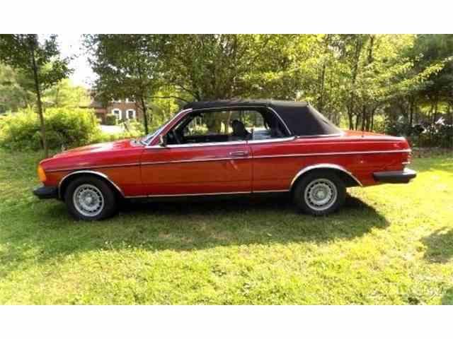 1980 Mercedes-Benz 230E | 957188