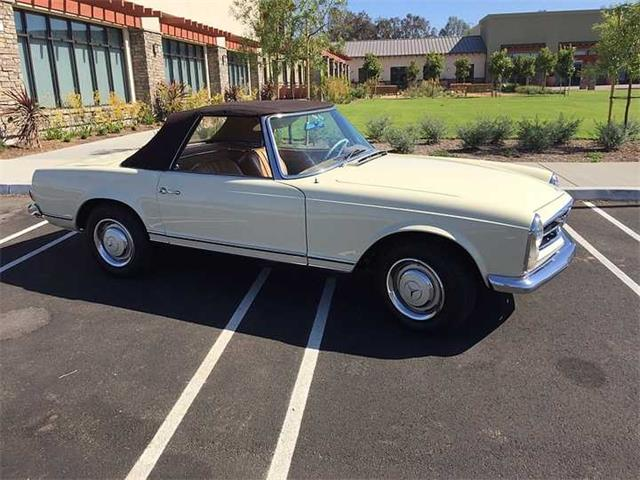 1966 Mercedes-Benz 230SL | 957190