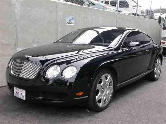 2006 Bentley Continental GT Coupe Mulliner | 957197