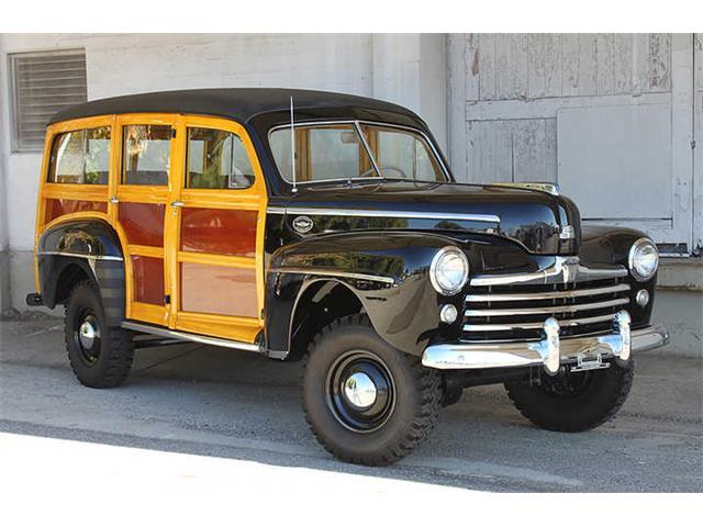 1948 Ford Woody Wagon | 957198