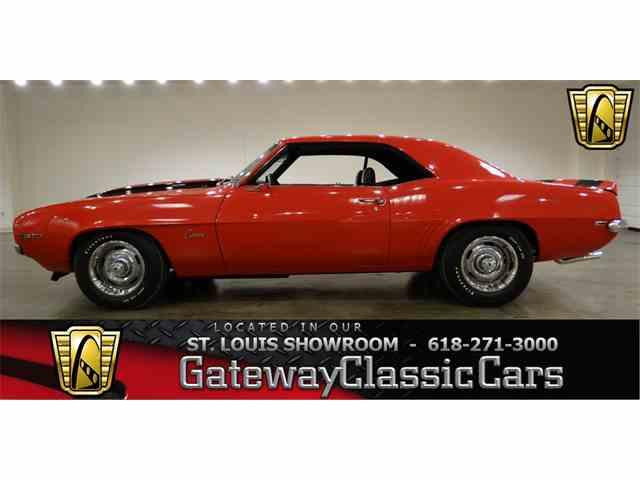 1969 Chevrolet Camaro | 950720
