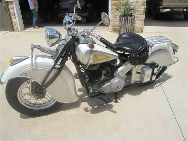 1945 Indian Indian Chief Civilain | 957201