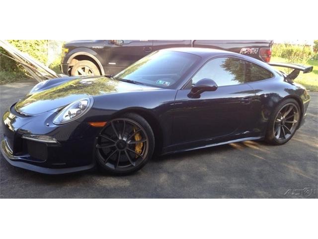 2015 Porsche 911   957224