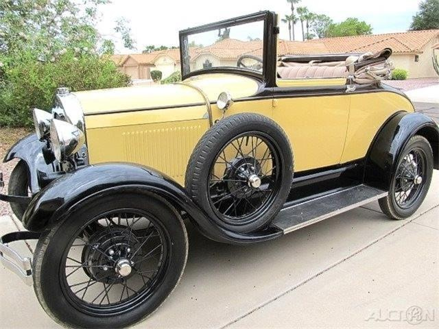 1929 Ford Model A | 957226
