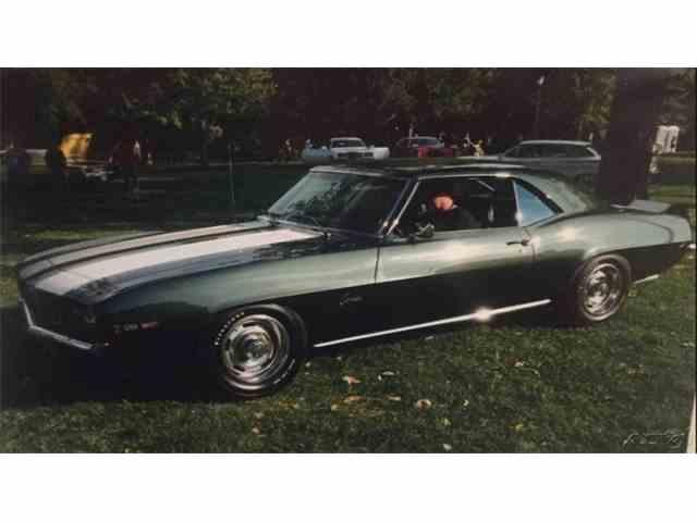 1969 Chevrolet Camaro | 957227
