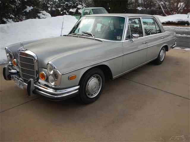 1969 Mercedes-Benz 300   957230