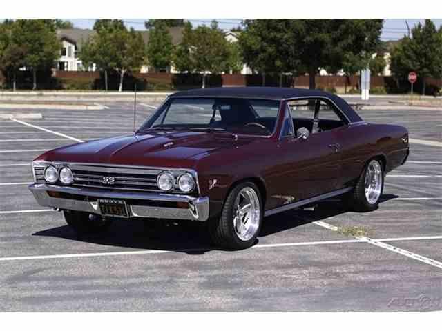 1967 Chevrolet Chevelle | 957234