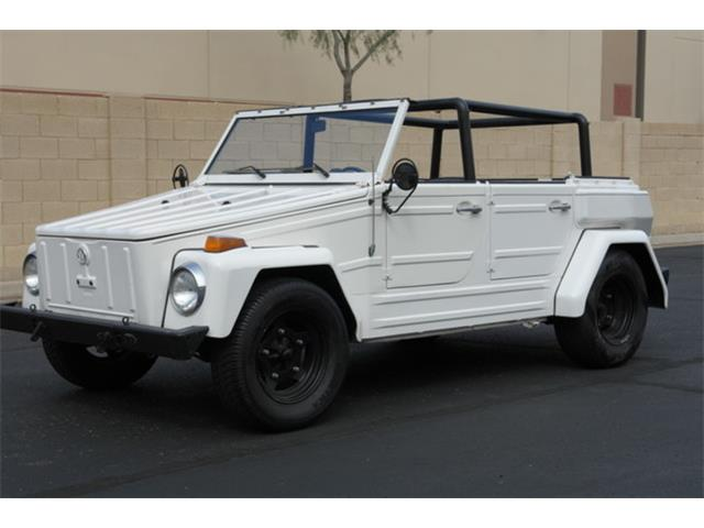 1974 Volkswagen Thing | 957242