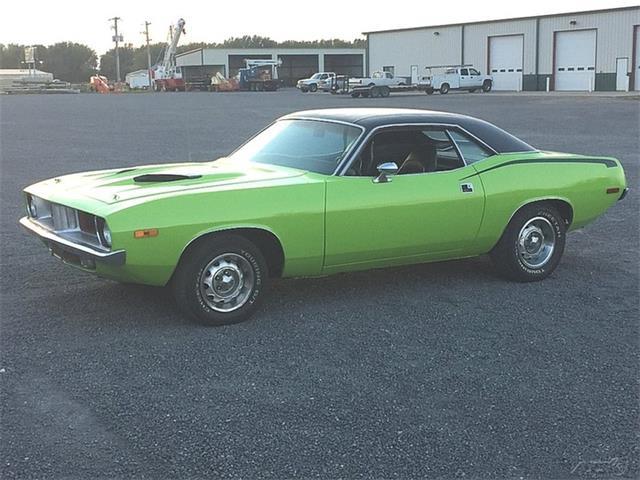 1973 Plymouth Barracuda | 957257