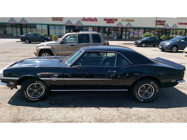 1968 Chevrolet Camaro | 957261