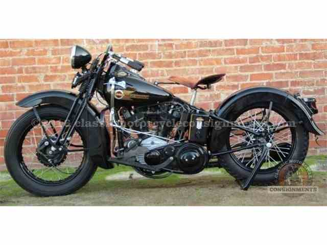 1940 Harley-Davidson Experimental, Aluminum # XE 4 Motorcycle | 957268