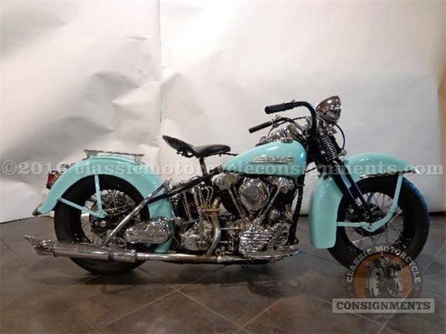 1946 Harley-Davidson E Knucklehead | 957269