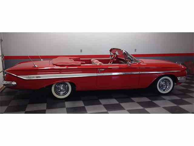 1961 Chevrolet Impala SS Rag-Top | 957270