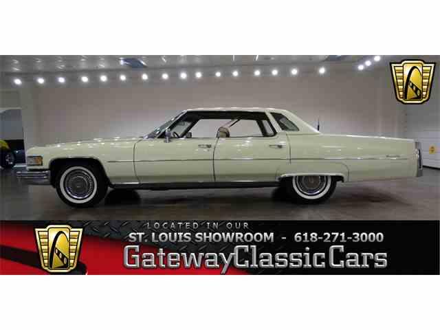 1976 Cadillac DeVille | 950728