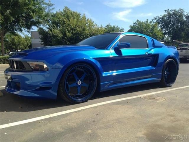 2012 Ford Mustang   957281