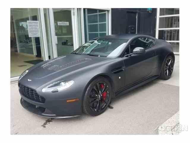 2012 Aston Martin Vantage | 957283