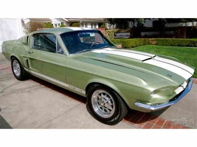 1967 Ford Mustang GT350 | 957286