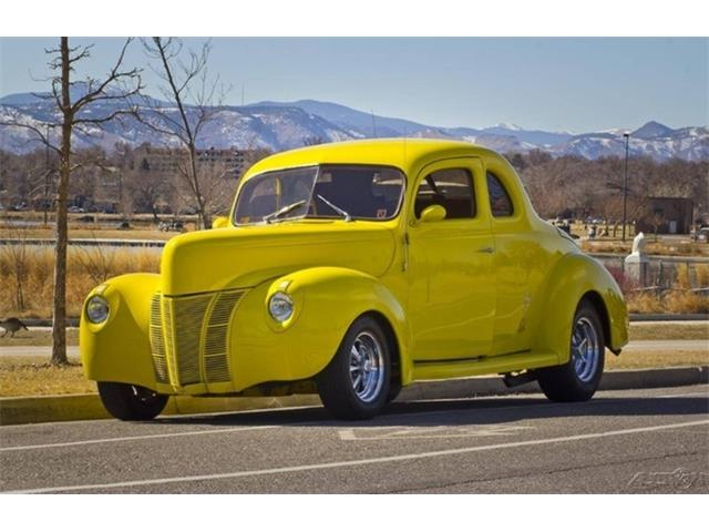 1940 Ford Coupe | 957287