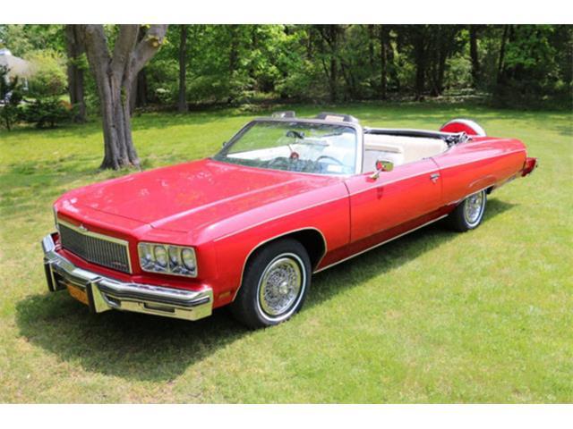 1975 Chevrolet Caprice   957289
