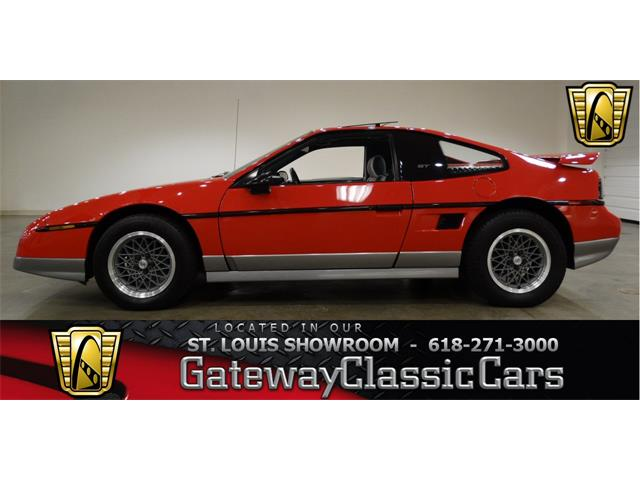 1986 Pontiac Fiero | 950729