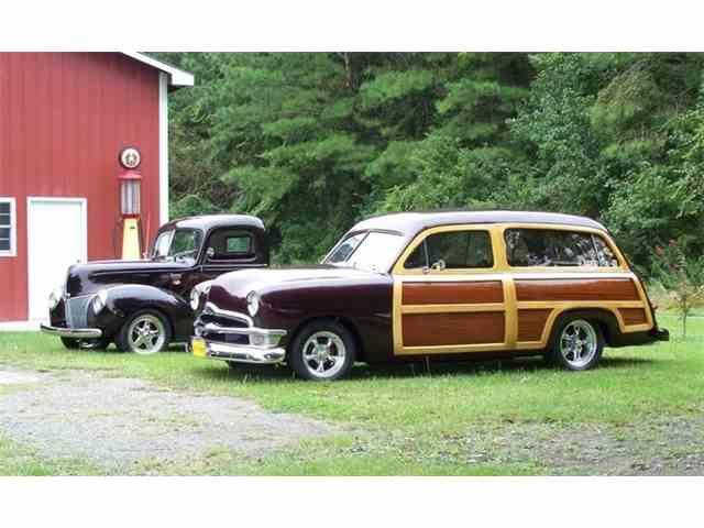 1950 Ford Country Sedan   957295