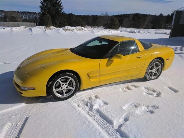 2000 Chevrolet Corvette   950073