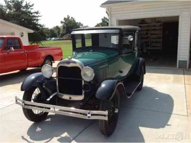 1940 Ford Model A | 957306