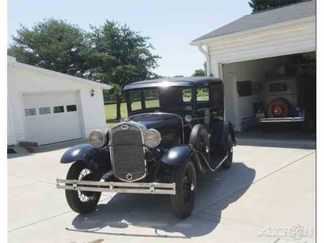 1940 Ford Model A | 957309