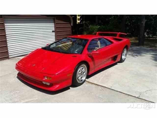 1992 Lamborghini Diablo | 957310