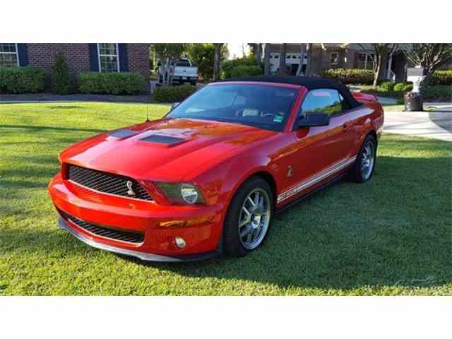 2007 Shelby GT500 | 957321