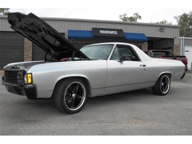 1972 Chevrolet El Camino   957328