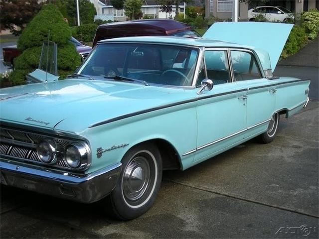 1963 Mercury Mercury Monterey | 957333