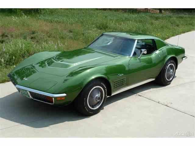 1972 Chevrolet Corvette | 957335