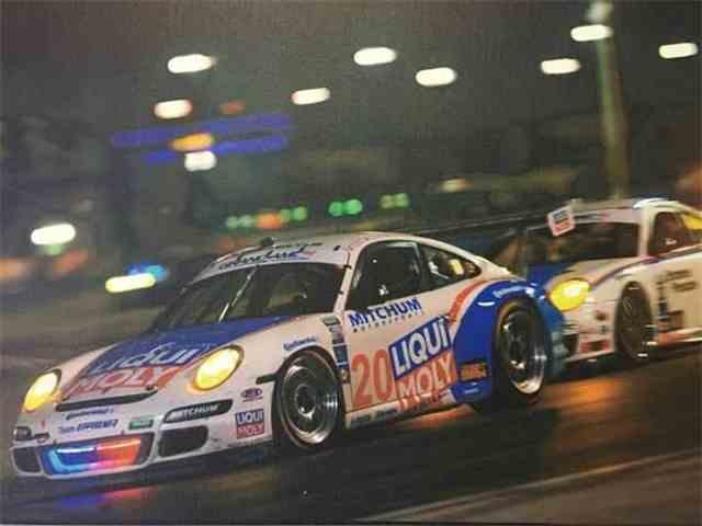 2008 Porsche Race Car | 957337