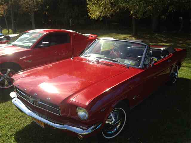 1964 Ford Mustang | 957342
