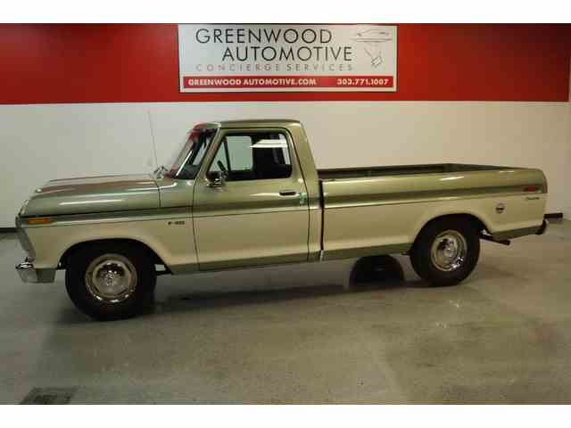 1975 Ford F100 | 957345
