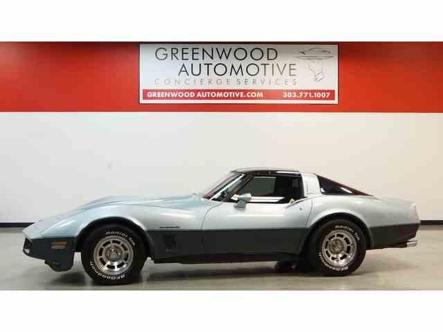 1982 Chevrolet Corvette | 957346