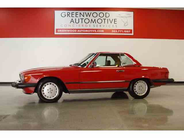 1989 Mercedes-Benz 560 | 957353
