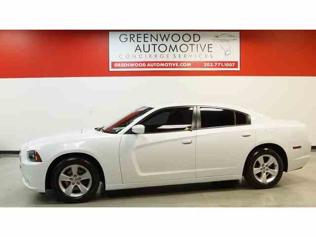 2014 Dodge Charger   957364