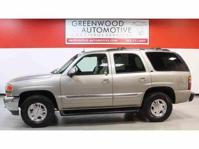 2002 GMC Yukon | 957367