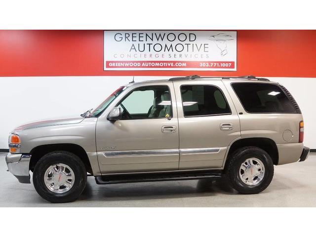 2002 GMC Yukon   957367