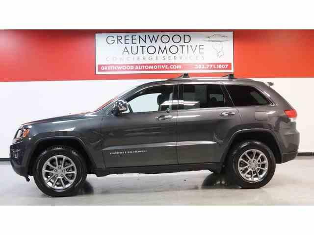 2015 Jeep Grand Cherokee | 957372