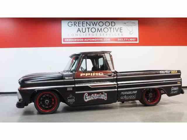 1966 Chevrolet C/K 10 | 957379