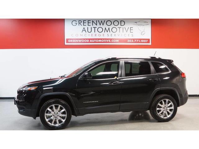 2014 Jeep Cherokee   957383