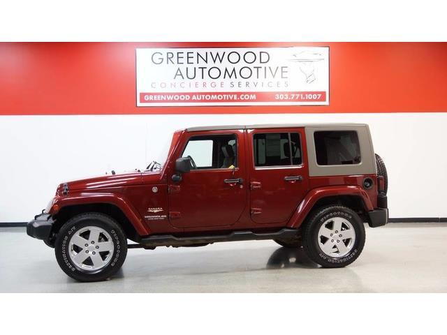 2007 Jeep Wrangler   957388