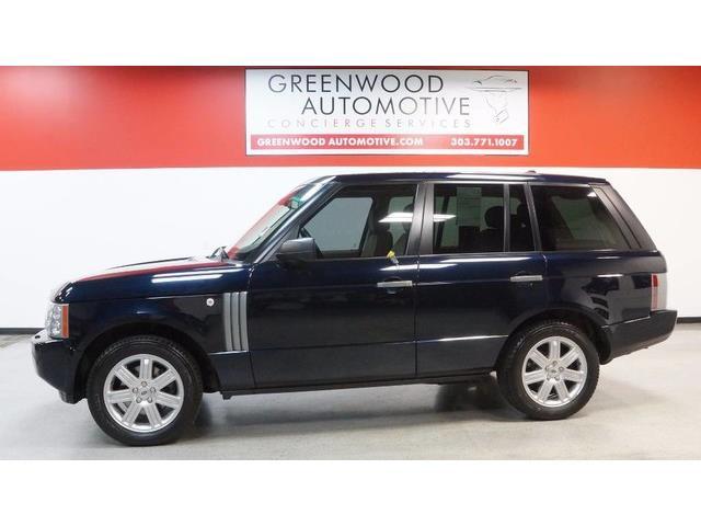 2008 Land Rover Range Rover   957389